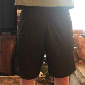 Black Under Armour shorts (Men's)